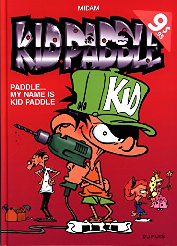 Kid Paddle - tome 8 - Paddle...My name i...