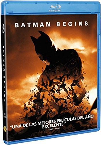 Batman Begins [Blu-ray] 51dOsuxZVoL