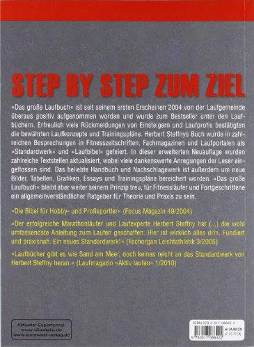 Das große Laufbuch: Vom richtigen Einstieg bis zum Marathon:  6., aktualisierte Auflage 2016 -