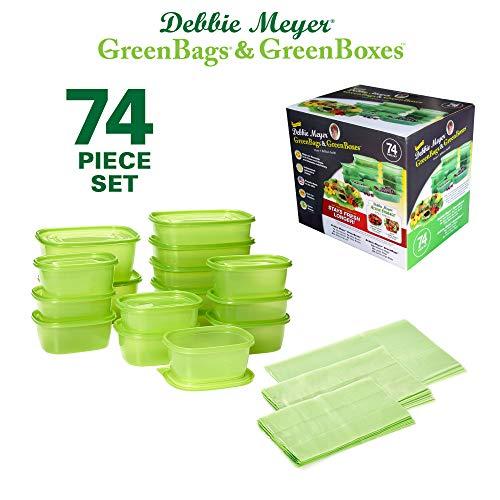 Debbie Meyer Green (Debbie Meyer Greenbox Greenbag Set (74 Piece, Green) by Debbie Meyer)