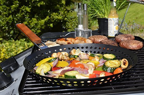 Neat Ideas - The Ultimate BBQ Pan