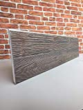 120 x 30 | Holzoptik | Wandverkleidung Steinoptik Wandpaneele (ST 696-322)