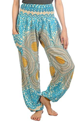 Pantalones Hippies Con Mandalas Cosas De Mandalas