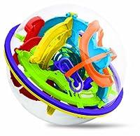 Peers Hardy Super Maze Ball (Green/ Orange/ Purple/ Pink/ Yellow/ Blue)