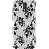 NOISE Motorola Moto G4 Plus Printed Cover For Motorola Moto G4 Plus Printed Case /Nature / All Laced Up-(GD-2579)