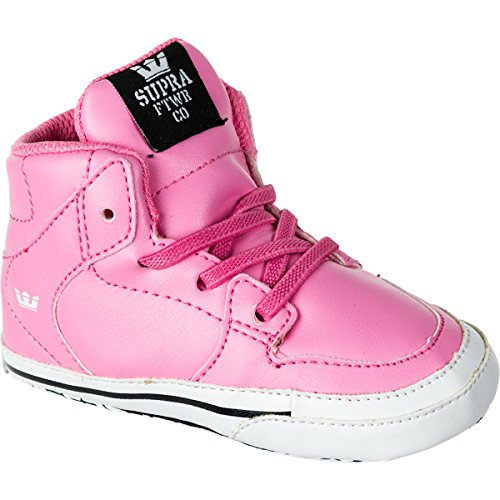 BASKETS CRIB VAIDER PINK/WHITE - Supra Rose