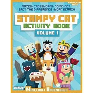 Stampy Cat: Minecraft Adventures: Volume 1