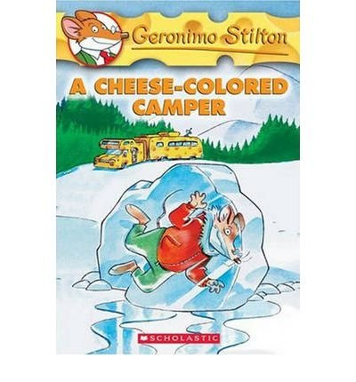 [(A Cheese-coloured Camper)] [Author: Geronimo Stilton] published on (February, 2005)