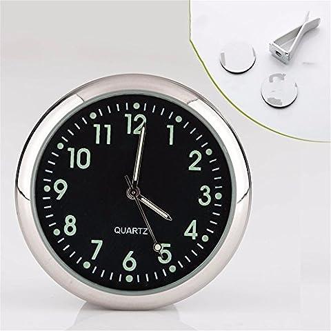 Réveil automobile/véhicule Quartz/voiture/nuit véhicules légers/Quartz horloges horloge électronique/de garniture automobile, nuit lumière Horloge numérique