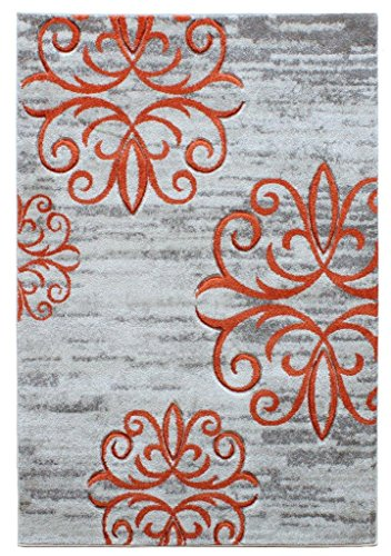 Alfombra salon sala de estar Carpet moderno Design VOQUE STERNE RUG 10