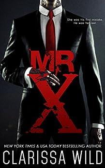 Mr. X by [Wild, Clarissa]