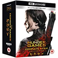 The Hunger Games Complete Collection 1-4