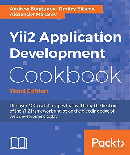 Yii2 Application Development Cookbook - Third (Application Development Cookbook)
