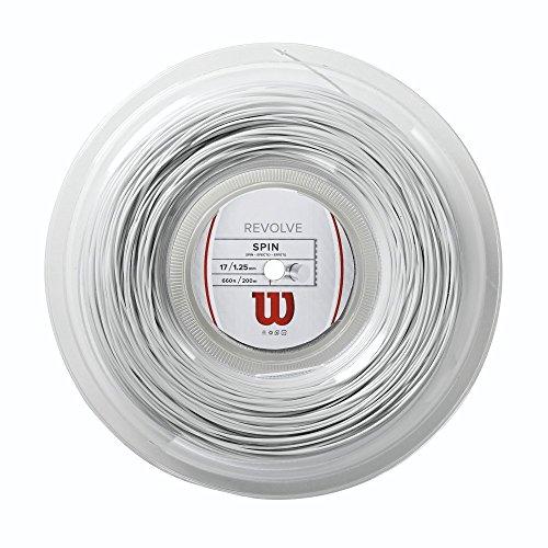 Wilson Revolve Tennissaite 200 m 1,25 mm