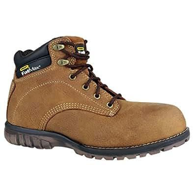 Stanley Portland - Chaussures montantes de sécurité - Homme (43 EUR) (Marron)
