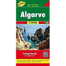 Carte routière : Algarve