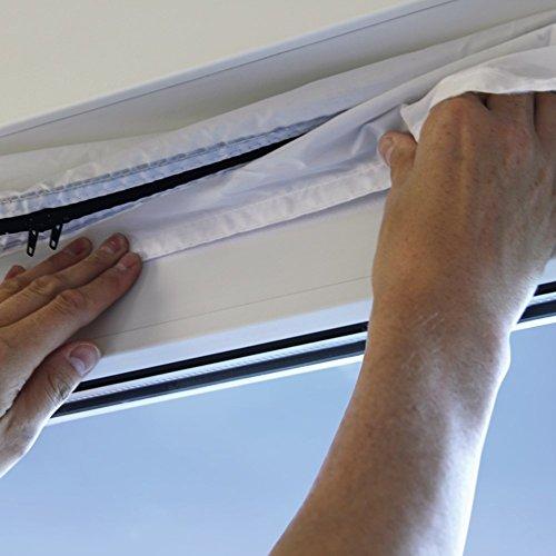 TROTEC AirLock 200guarnizioni isolanti per finestre, per climatizzatori e asciugatrici ad aria, Hot Air Stop