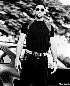 WILL SMITH #1 - Photo cinématographique en noir et blanc- STANDARD - 25x20cm
