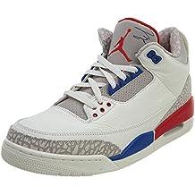 quality design bdce6 c09f1 Nike Herren Air Jordan 3 Retro Gymnastikschuhe
