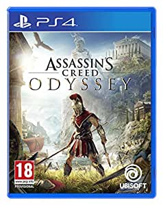Assassins Creed: Odyssey (PS4): Playstation 4: Amazon.in ...