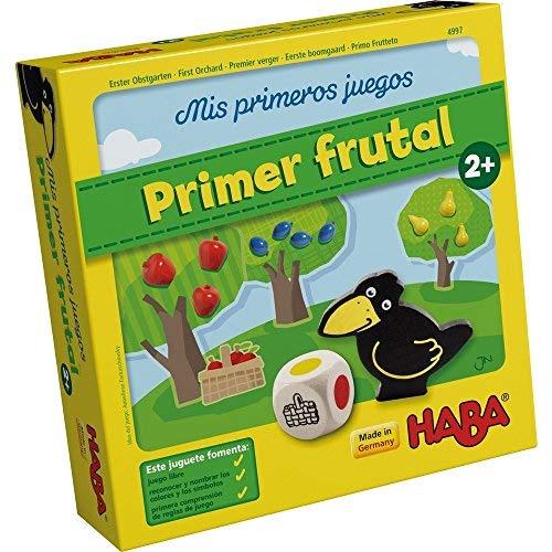 HABA-Mis Juegos Primer frutal (4997)