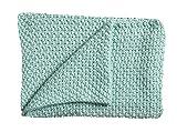 Schardt 15 100 214 Babystrickdecke Sunny, 75 x 100 cm, grün