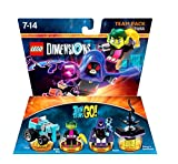 Lego Dimensions Team Pack Teen Titans Go