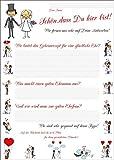 52 Wochen-Hochzeitsspiel (Set 1)