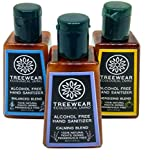 TreeWear Alcohol-Free Hand Sanitizer - Assorted Set Of 3 (30 Ml)