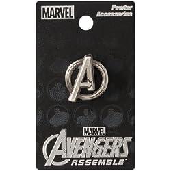 Marvel Vengadores Logo Pin de Solapa