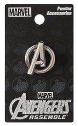 Marvel Avengers Logo Anstecknadel