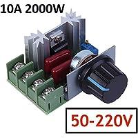 Regulador voltaje ajustable 50v 220v 2000w 10A