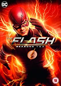 The Flash - Season 1-2 [DVD] [2016]