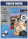 PPD Inkjet seidenglänzendes Fotopapier