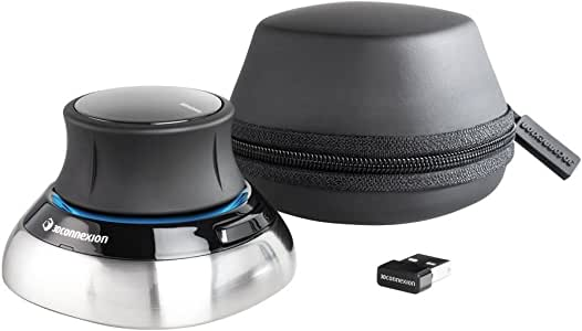 3D Connexion Spacemouse Wireless+Carring Case