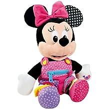 Baby Clementoni Minnie Peluche Primeros apreNdizajes37x26 aprendizajes, (55206.1)