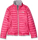The North Face Swirl Veste Fille, Petticoat Pink, FR : S (Taille Fabricant : S)