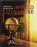 Critical Survey of World Literature: Western Europe: 5