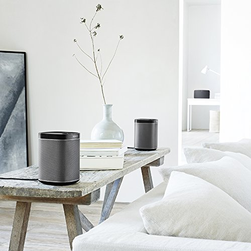 Sonos PLAY:1 I Kompakter Multiroom Smart Speaker für Wireless Music Streaming (schwarz) - 8