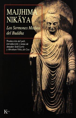Los Sermones Medios Del Buddha (Clásicos) por Amadeo Solé-Leris