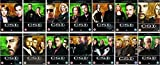 CSI Las Vegas Complete TV Series DVD Collection Season 1, 2, 3, 4, 5, 6, 7, 8, 9, 10, 11, 12, 13, 14 Extras by Marg Helgenberger
