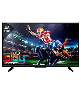 Vu 109cmS (43inches) 43BS112 Full HD Smart LED TV