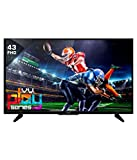 Vu Technologies P Ltd 109Cms (43Inches) 43Bs112 Full HD Smart LED TV