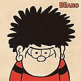 """El Beano""""diseño clásico en blanco"""