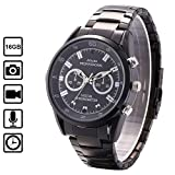 16GB Wrist Smart Watch Camera HD 1080P Infrared Night Vision High-end Camera