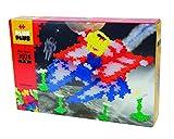 Plus-Plus 52213 - Steckspiele, Mini Neon 360, Space