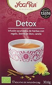 Yogi Tea Detox - 17 Bustine Filtro [30.6 gr]