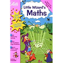 Little Wizard's Maths Age 3-4 (Letts Magical Topics)