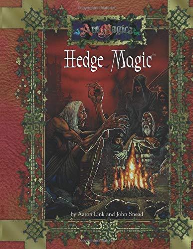 Hedge-link (Hedge Magic (Ars Magica Series))