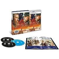 Gettysburg Bluray Director's Cut UK Bluray +Dvd + digital Download Exclusive The Premium Collection Region Free